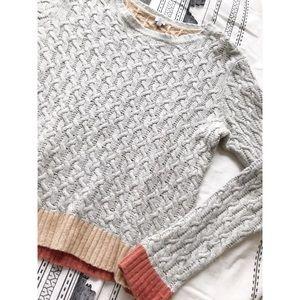 | Anthropologie | Bela NYC Colorblock Sweater